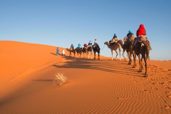 3 day tour from Marrakech to Merzouga and back to Fez