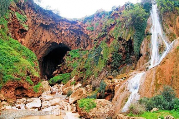 2 days private trip from marrakech to Ouzoud waterfalls and Iminifri