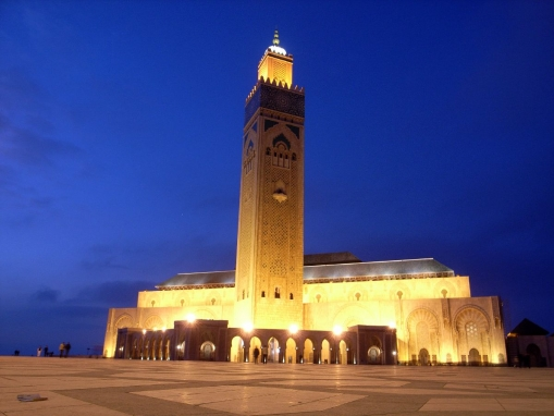 Private Day Trip from Marrakech to Casablanca