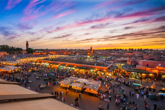 Full Day Sightseeing Marrakech Tour without guide