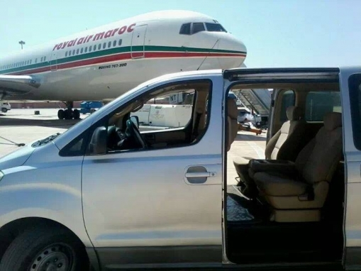 Inter-city transfer Marrakech-Casablanca