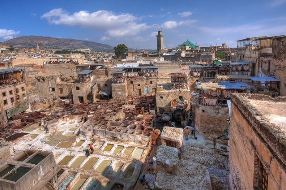 Transfer Marrakech to fez