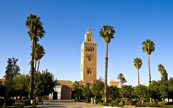 Guided Walking Tour medina  of  Marrakech half day