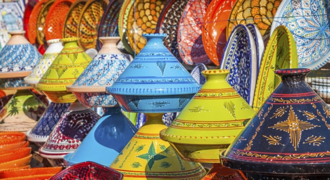 Guided city Tour Marrakech with lunch