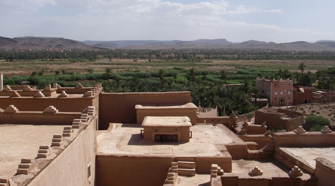 Excursion Ouarzazate and Kasbah Ait Benhaddou